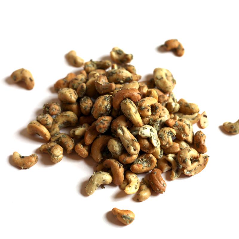 noix de cajou herbes de provence noix de cajou bio et éthique équitable croc snack grossiste noix de cajou bio vrac