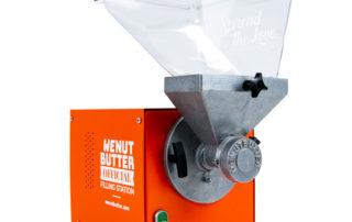 moulin à purée d'oléagineux machine purée oléagineux broyeur oléagineux équipement épicerie wenutbutter croc equipement fournisseur matériel épicerie