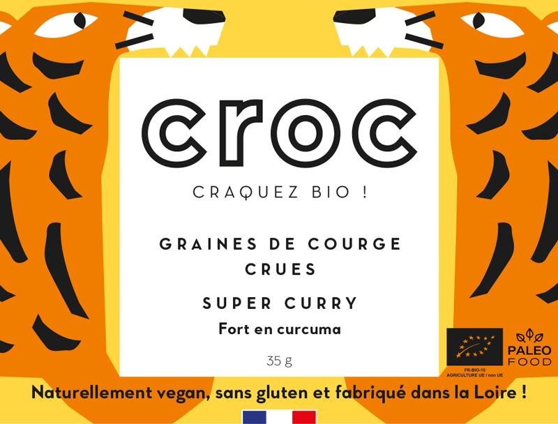 graines de courge super curry graines de courges crues bio éthique grossiste noix de cajou bio France